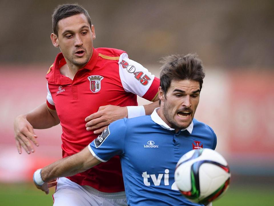 Sp. Braga-Nacional, 4-0 (destaques)