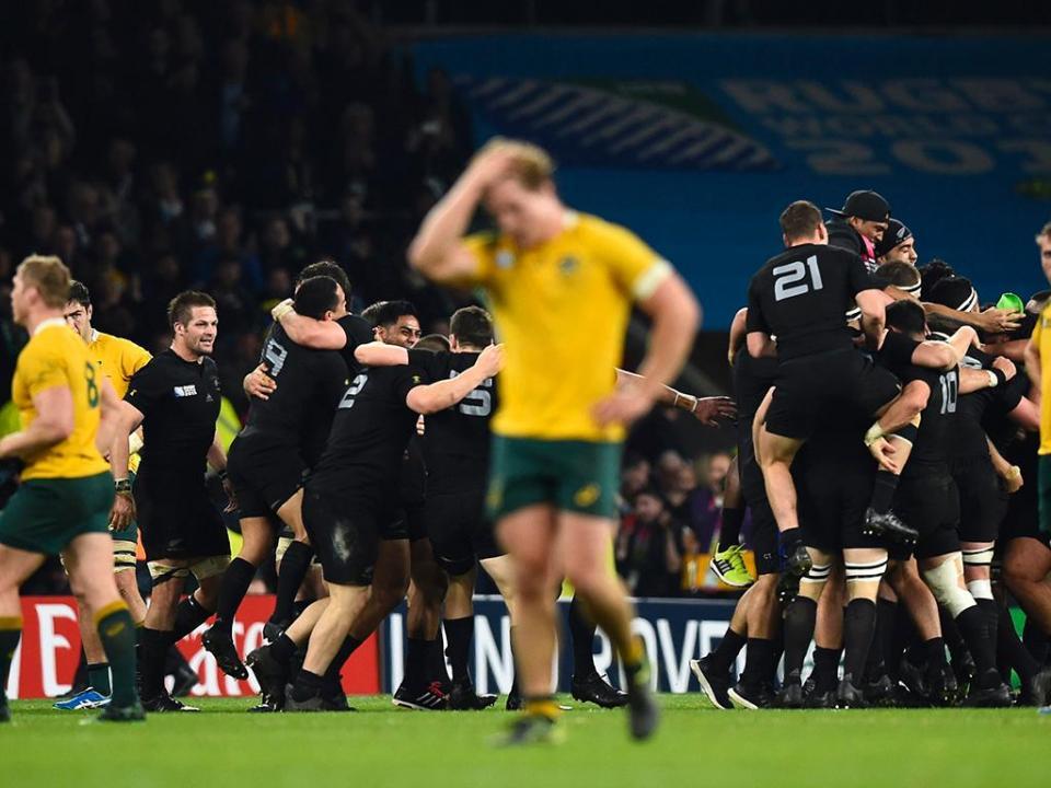 Râguebi: Nova Zelândia humilha África do Sul com um 57-0!