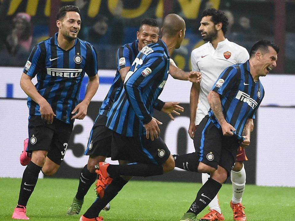 Itália: Mancini revoluciona Inter e volta a vencer por 1-0