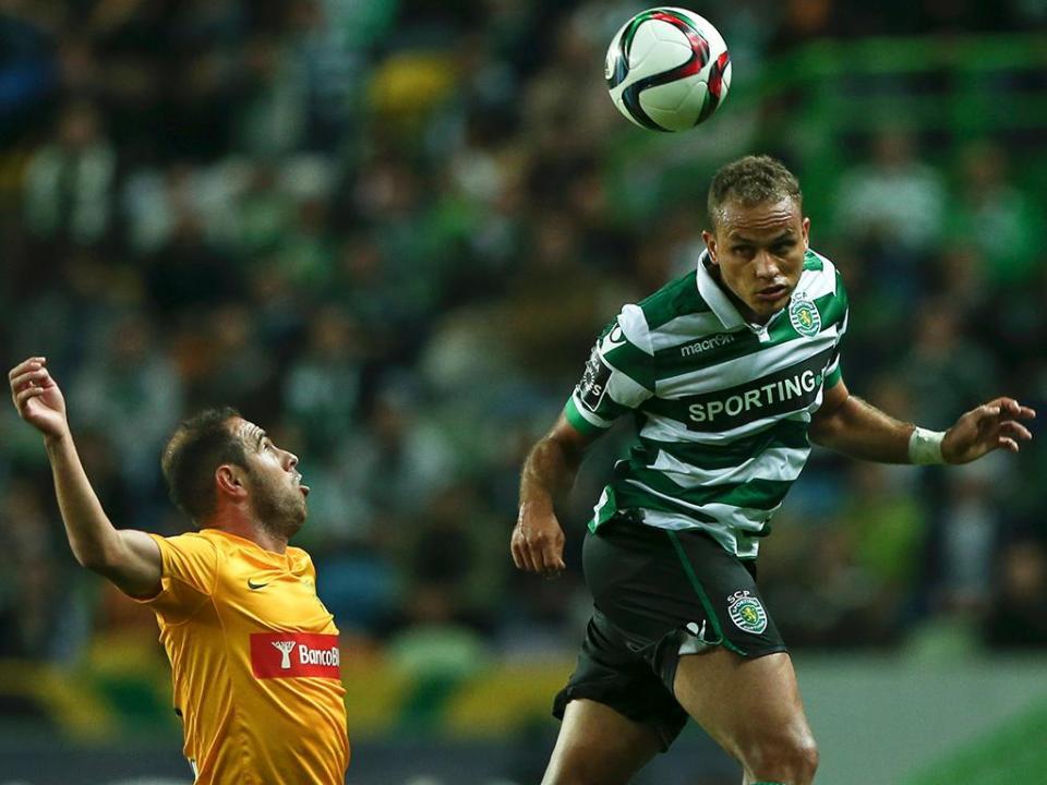 Bruno César: «Entrámos melhor que eles no jogo»