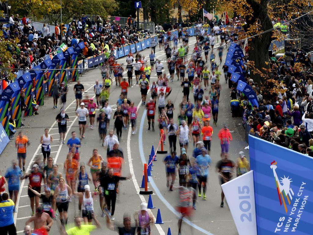Favoritos enganam-se no caminho, desconhecido ganha maratona