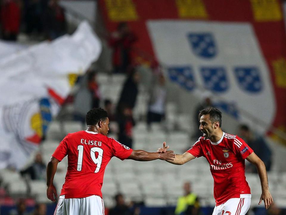 Benfica: nove pontos dão para passar na maioria das vezes