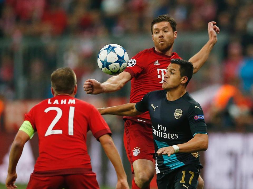 Arsenal iguala maior derrota de sempre na Europa