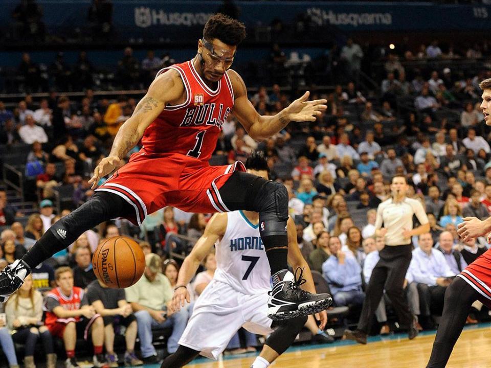 NBA: Paul George falhou a dois segundos do fim e os Bulls venceram