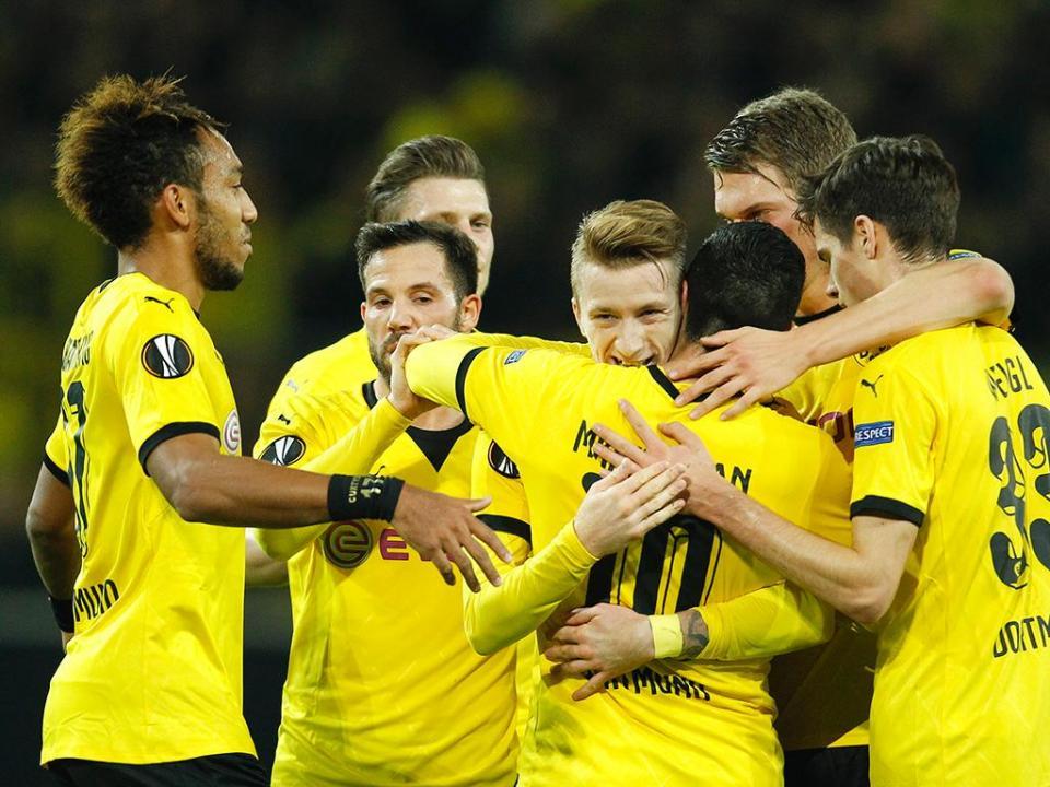 LE, Grupo C: Dortmund apurado, PAOK à beira da eliminação