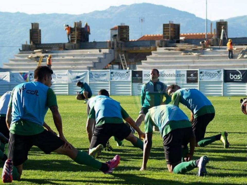 Tondela: Câmara diz que obras no estádio não dependem de empréstimo