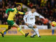 Norwich-Swansea (Reuters)