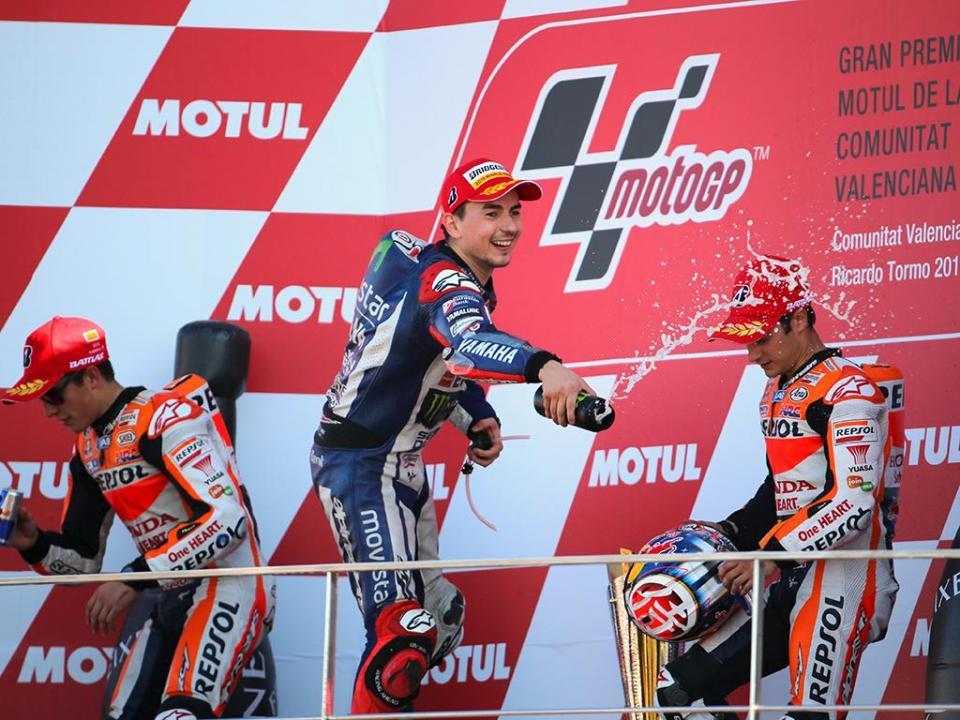 MotoGP ganhou um vilão, Lorenzo o título e Portugal uma esperança
