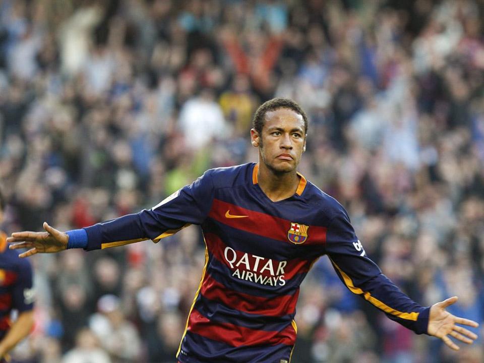 Neymar: «É a minha melhor época no Barcelona»