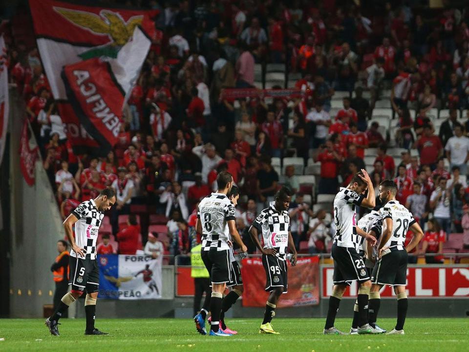 Boavista vence Penafiel em jogo-treino