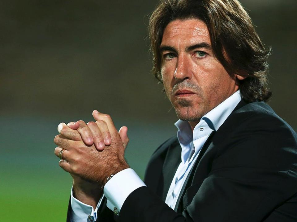 Sá Pinto acusa Preud'Homme de «falta de respeito»