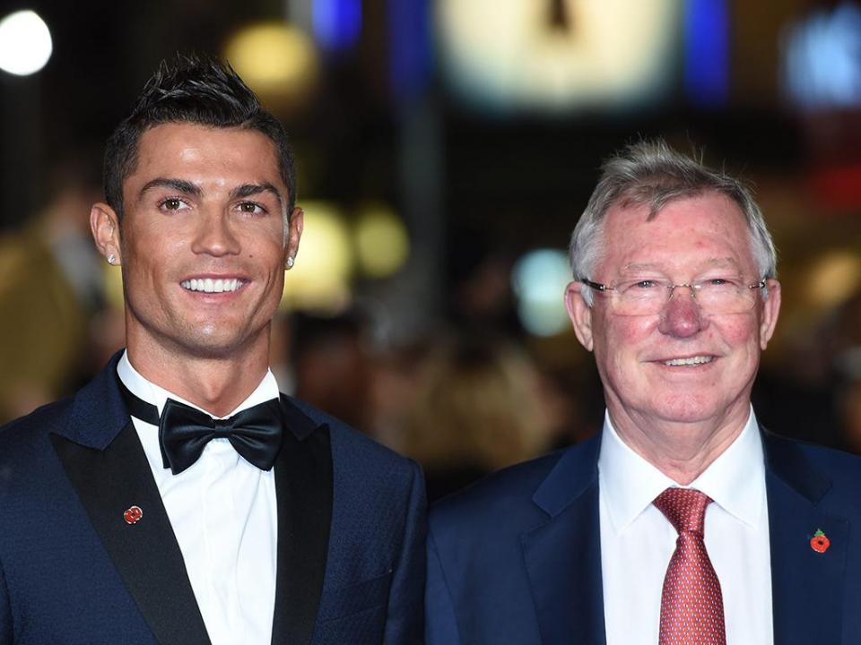 Ronaldo: «O Sporting deu-me uma boa educação, dentro e fora de campo»