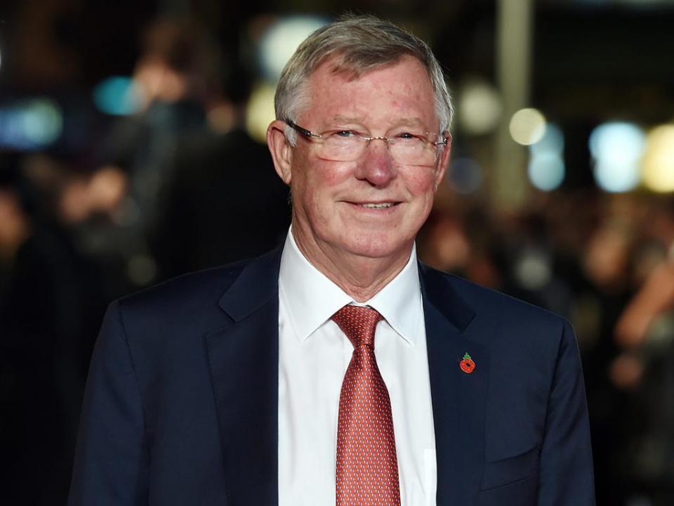 Alex Ferguson deixa os cuidados intensivos