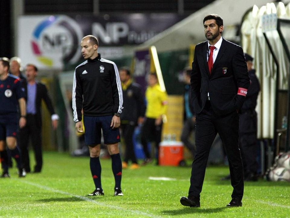 Paulo Fonseca: «Acredito que a equipa ainda pode evoluir»
