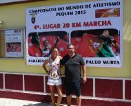Clube de Bairro: CO Pechão (Ana Cabecinha e Paulo Murta «em casa» após o 4º lugar em Pequim)