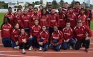 Clube de Bairro: CO Pechão (equipa de atletismo de 2013)