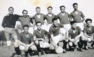 Clube de Bairro: CO Pechão (uma das primeiras equipas de futebol, 1949)