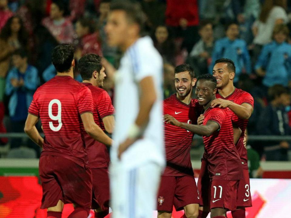 Sub-21: Portugal-Albânia, 4-0 (resultado final)