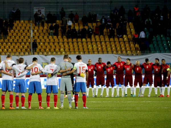 Portugal defronta a Noruega na preparação para o Euro2016