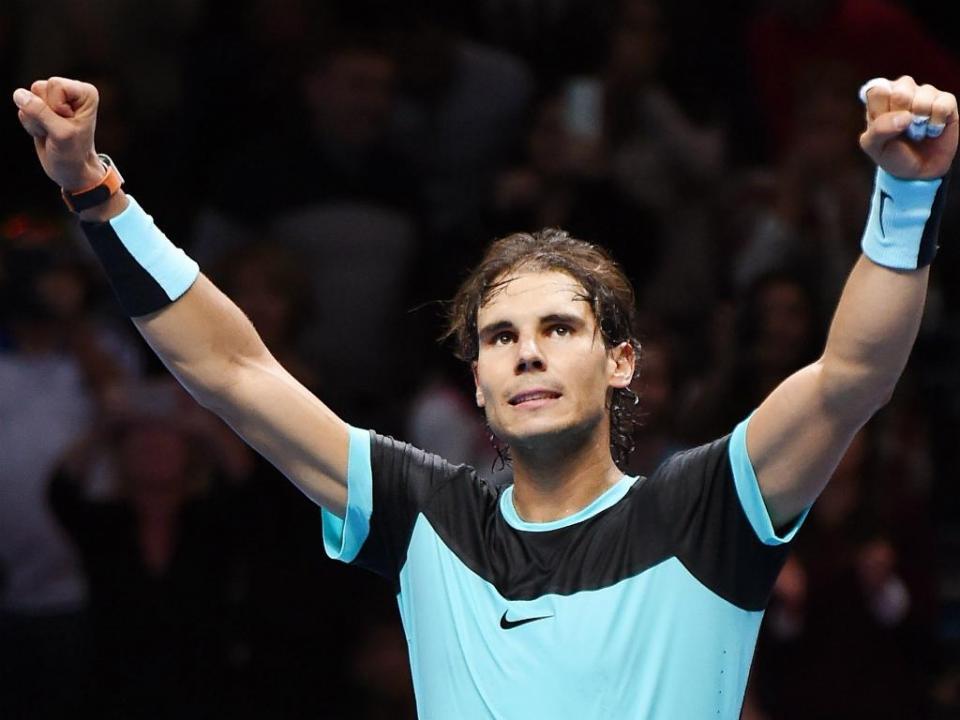 Ténis: Nadal derrota Wawrinka no Masters de Londres