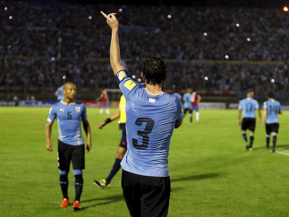 Mundial 2018: Uruguai empata na Venezuela e apuramento fica em stand-by