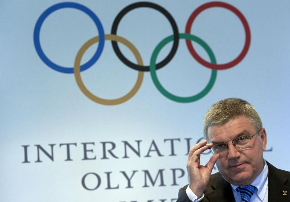 COI afasta Rússia dos Jogos Olímpicos de Inverno de 2018