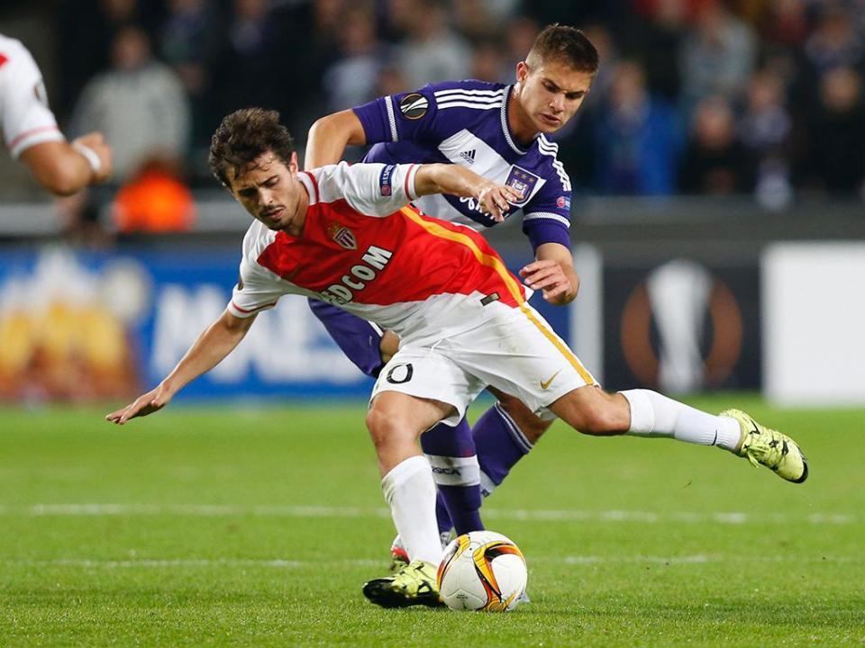 Mónaco perde na véspera de defrontar o Sporting