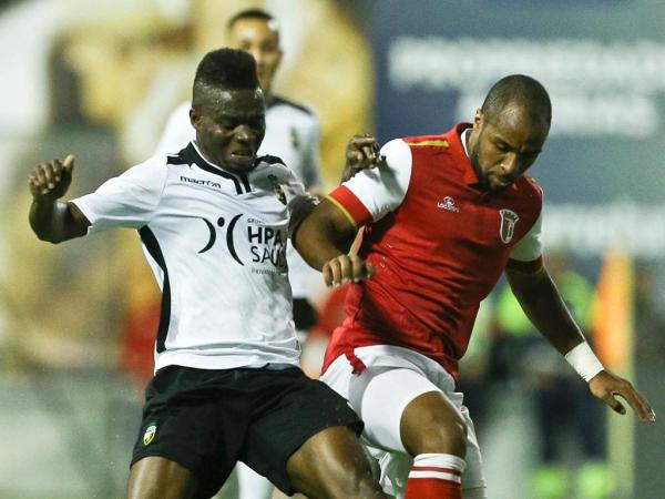 TP: Farense-Sp. Braga, 0-1 a.p. (crónica)