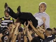 Corinthians vence Serie A do Brasil (Reuters)