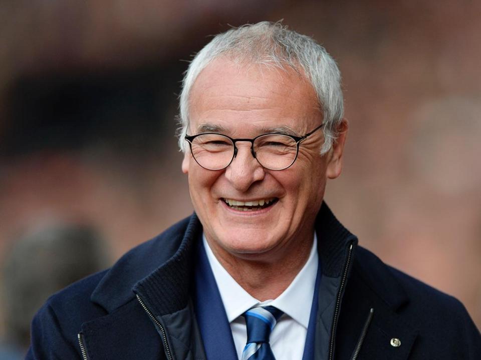 Ranieri: «Mourinho pode ser o novo Ferguson»
