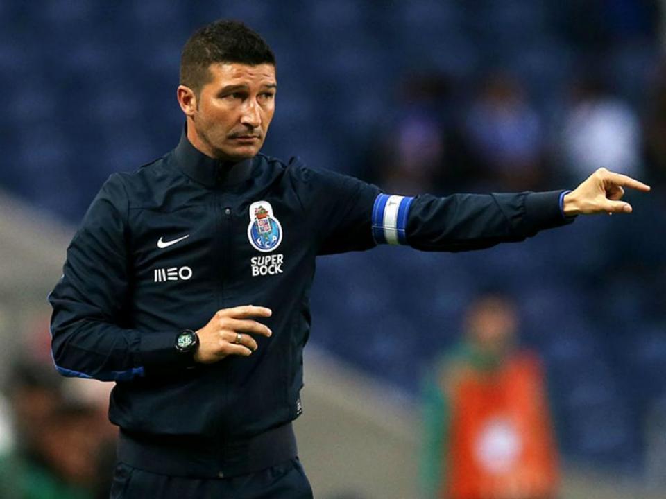 OFICIAL: Folha é o novo treinador do Portimonense