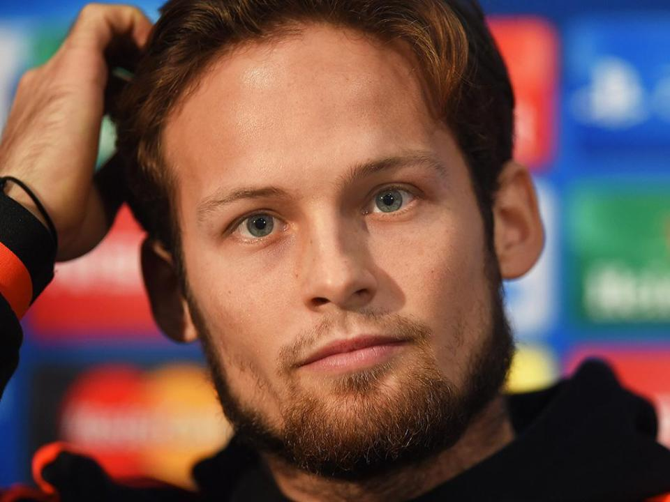 Ajax interessado no regresso de Daley Blind