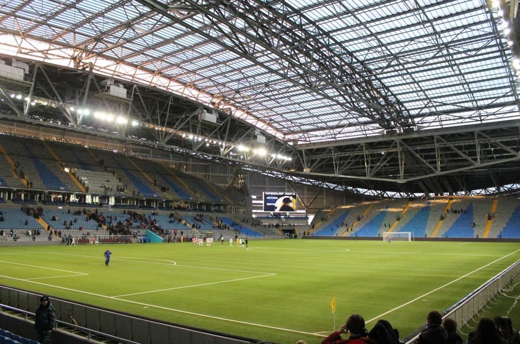 Astana-Sporting muito perto da lotação esgotada
