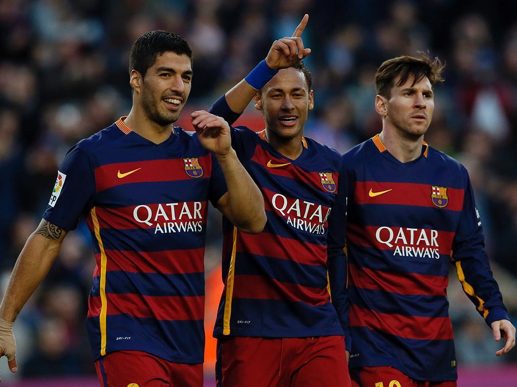 «Não, não e não. Neymar, Suárez e Messi nunca irão para o Real Madrid»