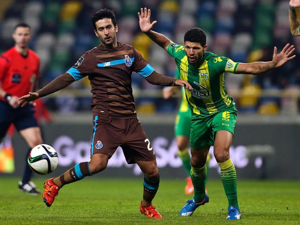FC Porto inscreve Alberto Bueno