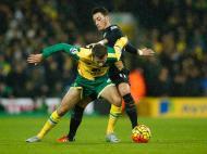 Norwich-Arsenal (Reuters)