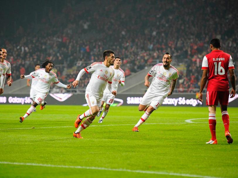 Benfica-Sp. Braga longe de ter data