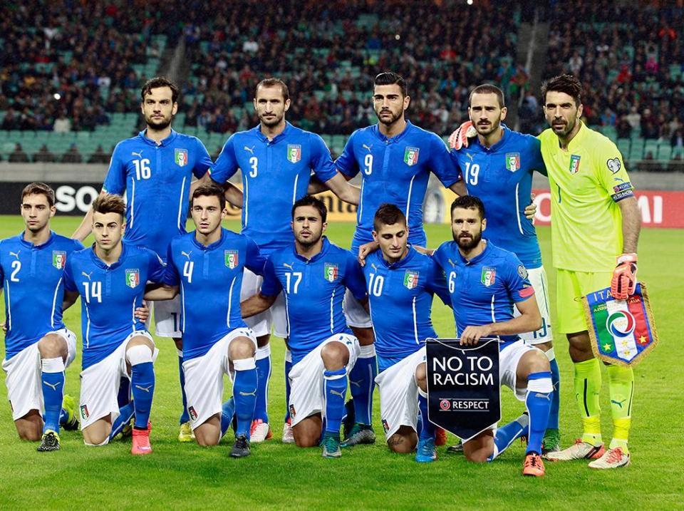 Itália  duas estreias nos convocados da seleção  599bd5d042f09