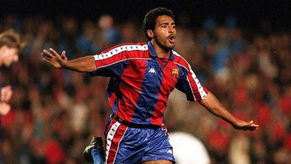 Anatomia de um golo: Romário, Barcelona-Real Madrid, 5-0 (1994)