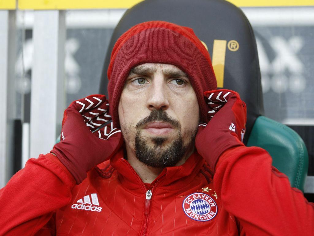 Franck Ribéry: «Não tenho medo de perder o meu lugar»