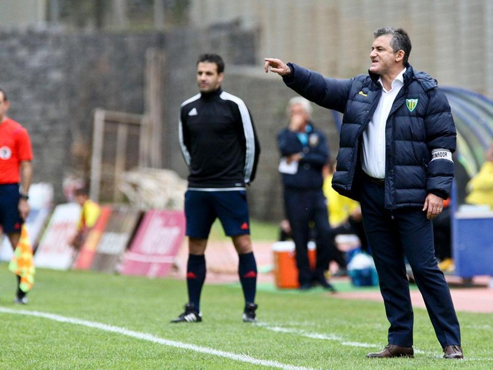 Rui Bento e o Euro sub-17: «Queremos impor a identidade Portugal»