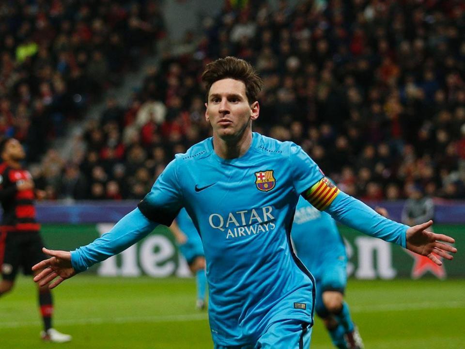 IFFHS: e o melhor criador de jogo é Messi
