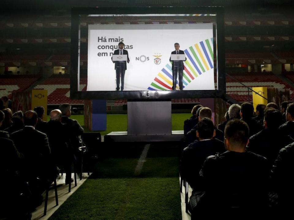 Nos e Vodafone chegam a acordo sobre transmissão de futebol