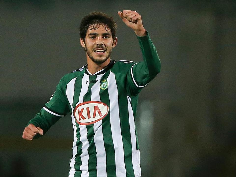 II Liga: Vasco Costa reforça Famalicão