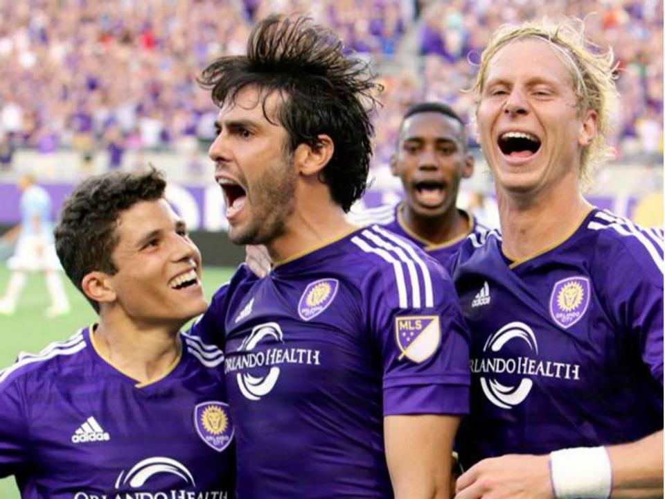 Kaká anuncia adeus ao Orlando City