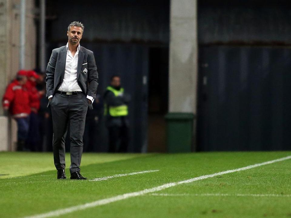 Filipe Gouveia: «Hoje tivemos um pouco de sorte»
