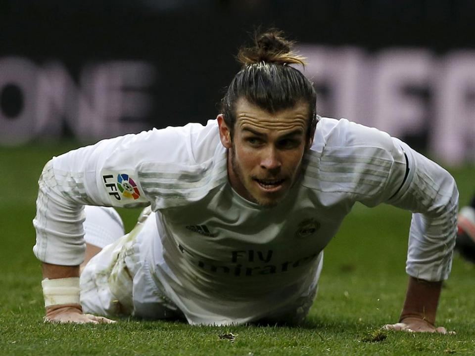 Real Madrid informa: Bale tem lesão muscular