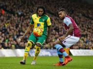 Norwich-Aston Villa (Reuters)