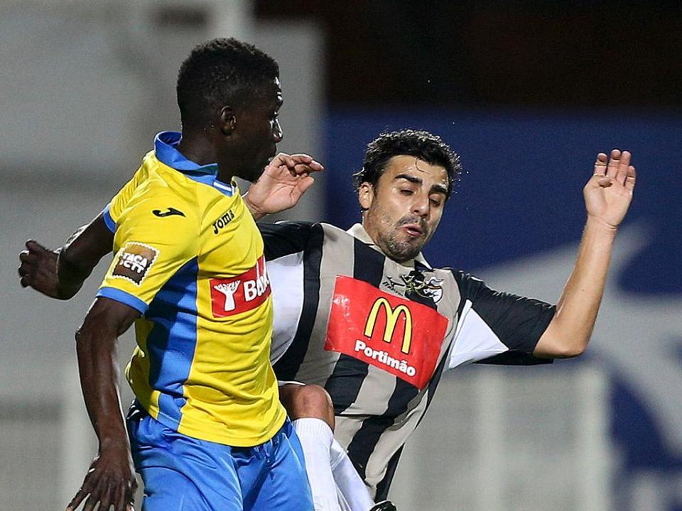 II Liga: André Carvalhas reforça União da Madeira