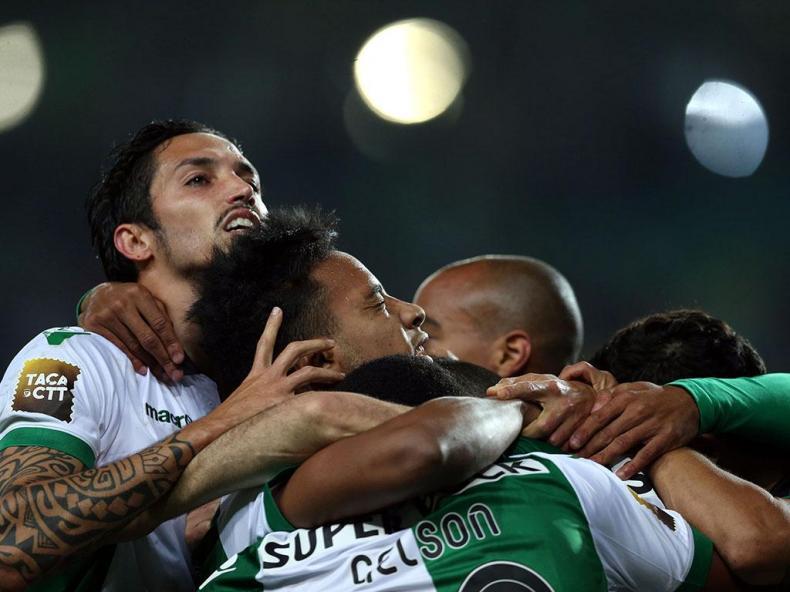 Sporting-Paços Ferreira (Lusa)